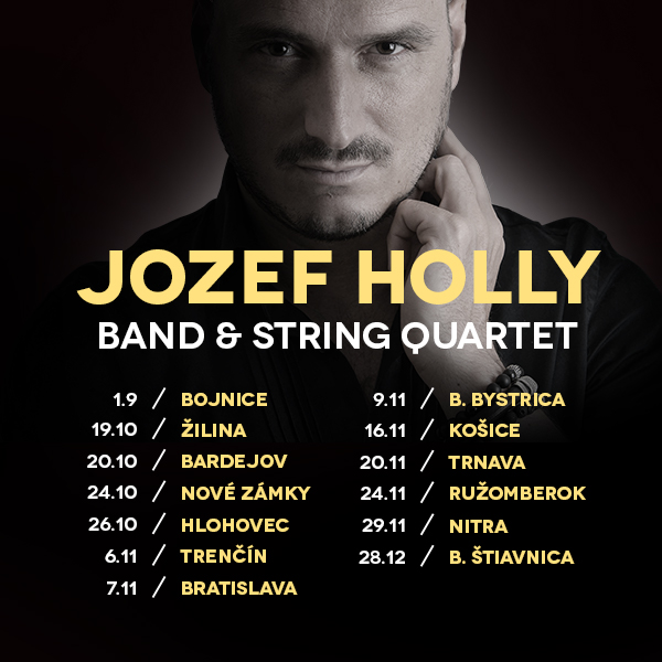 orig JOZEF HOLLY Band 2019